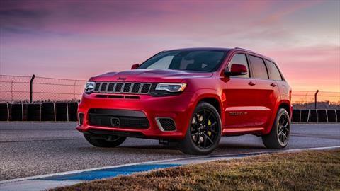 Jeep es puro poder: llegan los Grand Cherokee Limited X y Trackhawk