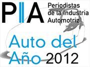 Premios PIA a los Autos del Año 2012 en la Argentina