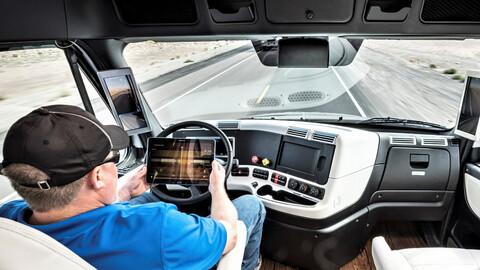 Michelin ofrece en Colombia tecnologías que reducen accidentes y robos en camiones
