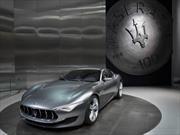 Maserati Alfieri llega a producción