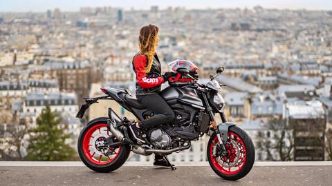 Ducati Monster 2021, la poderosa naked italiana llegará a Chile en junio