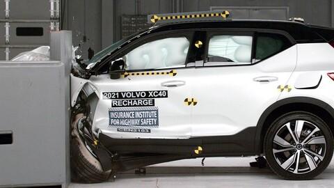 Volvo alardea (y tiene argumentos) con ofrecer los vehículos más seguros