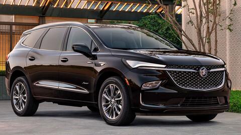 Buick Enclave 2022, la SUV de lujo estrena un diseño más atrevido
