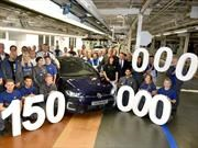Volkswagen celebra la producción de su unidad 150 millones