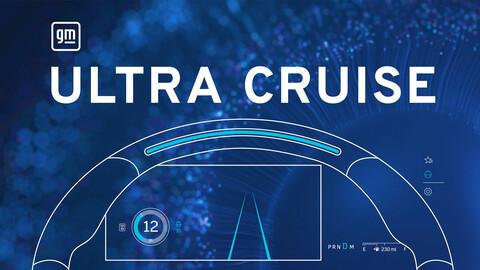General Motors presenta en Estados Unidos, Ultra Cruise, un nuevo asistente de manejo