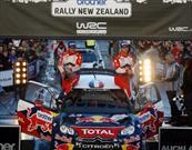 WRC: Nueva Zelanda, victoria para Loeb y Citroën