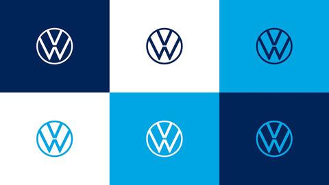 La nueva imagen corporativa de Volkswagen llega a Chile