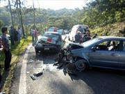 """La campaña """"Reacciona por la vida"""" busca reducir las muertes por accidentes viales en México"""