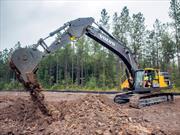 Volvo ha iniciado la construcción de su primera planta en Estados Unidos