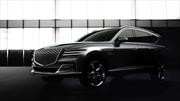 Hyundai Genesis GV80, un nuevo competidor de los SUV de lujo