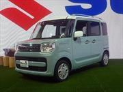Suzuki Spacia Concept y Spacia Custom Concept: pequeños por fuera, grandes por dentro