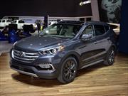 El Hyundai Santa Fe recibe actualización de diseño y equipamiento