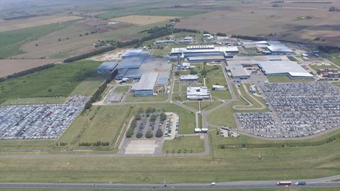 General Motors vuelve a fabricar en Argentina