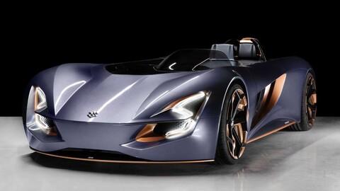 Suzuki Misano Concept: ¿Es una moto? ¿Es un roadster?