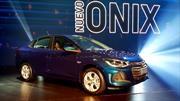 Nuevos Chevrolet Onix Plus y Onix para Argentina