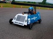 Auto de carreras eléctrico creado por Rolls-Royce