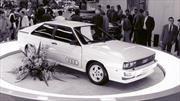 La historia del Audi quattro, el auto que dejó huella por su sistema de tracción total