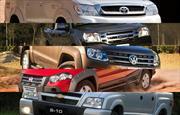 Top 5: las pick-ups más vendidas en Argentina