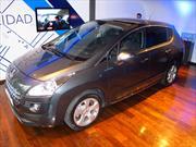 Peugeot 3008  HDi FAP se presenta en Argentina