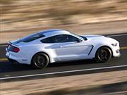 Ford Shelby GT350 Mustang 2016 es más que potencia