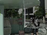 En Japón hay estacionamientos subterráneos y automatizados para bicicletas