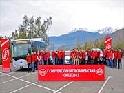 BYD Chile fue el anfitrión de la primera Convención Latinoamericana
