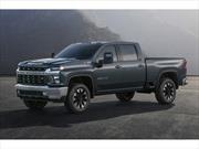 Chevrolet presenta la Silverado Heavy Duty 2020