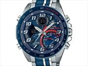 Casio y Scuderia Toro Rosso Racing Team crean tres relojes de edición limitada