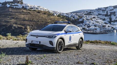 Conocé a la isla griega que sólo tendrá autos eléctricos
