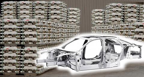 La falta de magnesio, el nuevo problema de la industria automotriz