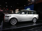 Land Rover nueva Range Rover debuta en el Salón de París 2012
