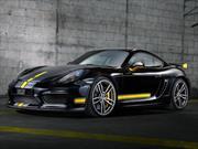 Porsche Cayman GT4 por TechArt, todavía más agresivo