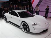 Porsche Mission E se presenta