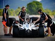 Nissan arranca actividades en la Fórmula E