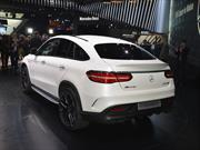 Mercedes-AMG GLE 63 S Coupe... ¿Coupé?