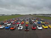 Secret Supercar Meet, un track day de ensueño