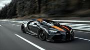 Las claves del récord de 490 km/h de Bugatti