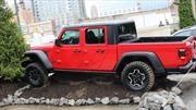 Jeep Gladiador 2020, galardonado por su diseño  en el New York Auto Show