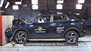 Ssangyong Korando gana 5 estrellas en las pruebas de la Euro NCAP
