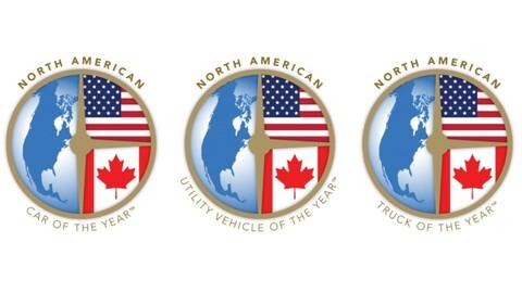 Ya están los candidatos al auto, SUV y pick-up del año en Norteamérica