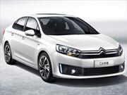 Citroën C4 Sedán se presenta en China