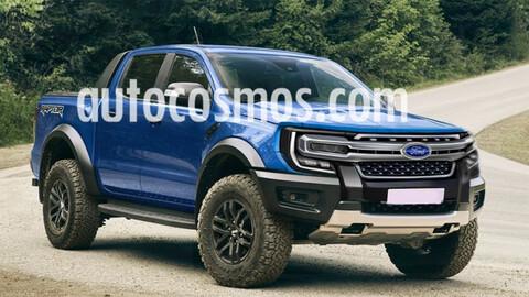 La próxima Ford Ranger tendría dos V6 y una Raptor de 400 CV