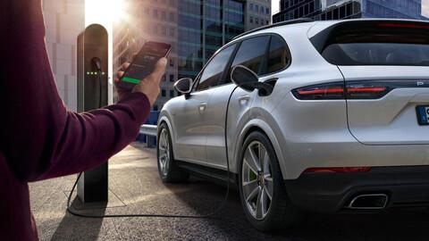 Porsche desarrollará una red de carga para vehículos eléctricos