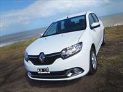 Manejamos al nuevo Renault Logan