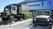 Kaufmann exhibe vehículos más potentes en la FIDAE