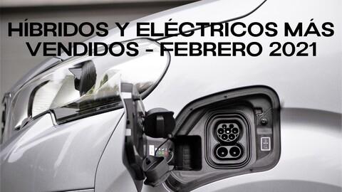Híbridos y eléctricos más vendidos en Colombia en febrero de 2021