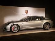 Porsche Panamera 2017 llega a México desde $1,900,500 pesos