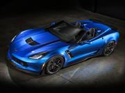 Chevrolet Corvette Stingray Z06 convertible 2015 se presenta