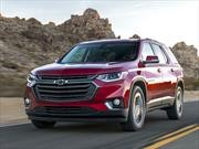 Chevrolet Traverse RS 2018 debuta