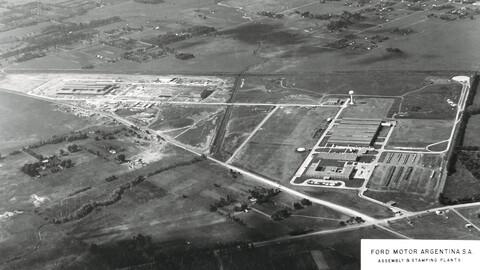 La planta de Ford en Pacheco festeja 60 años y proyecta la nueva Ranger